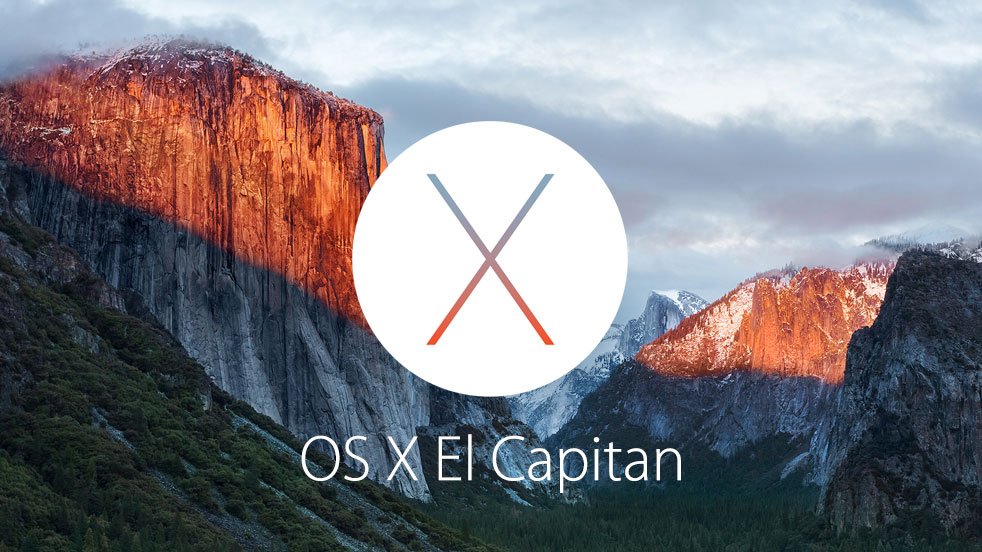 FEATURES OF MAC OS X EL CAPITAN 2016: - Northern Star
